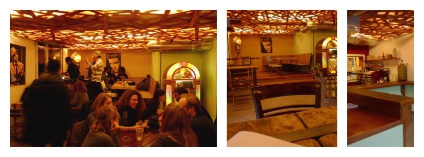Zoo Burger intérieur