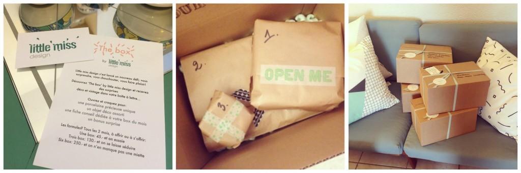 Little Miss Design The box