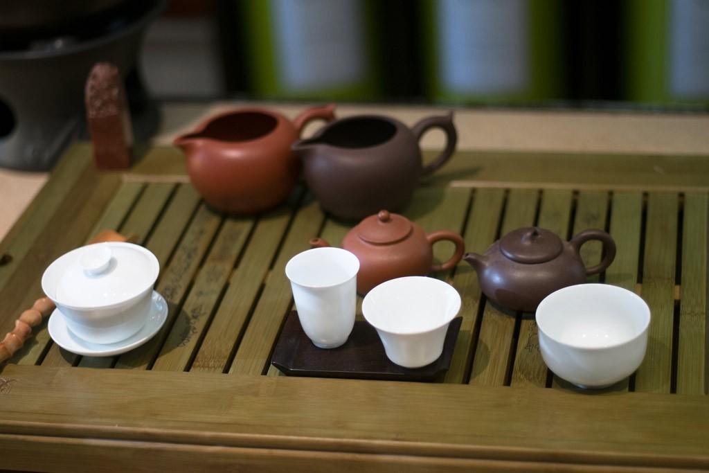 TheTeaTee service à thé traditionnel