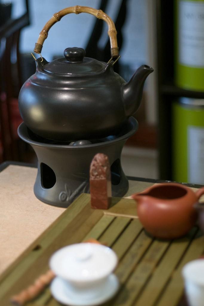 TheTeaTee rituel et service à thé