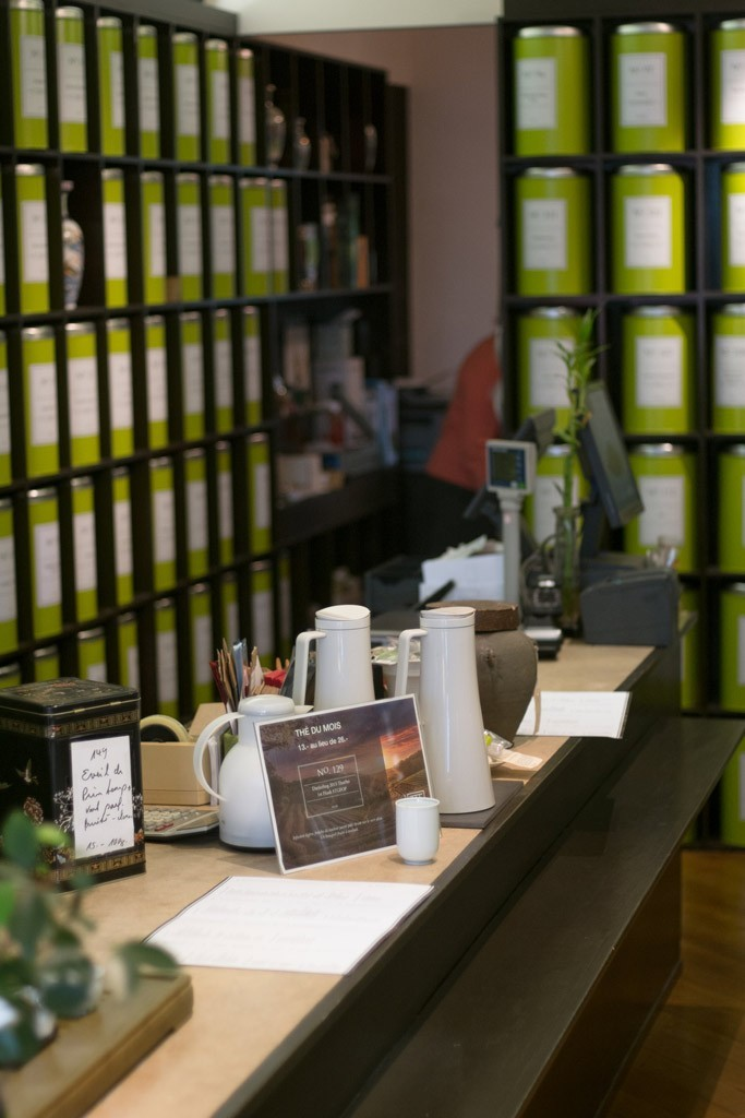 TheTeaTee boutique de thé