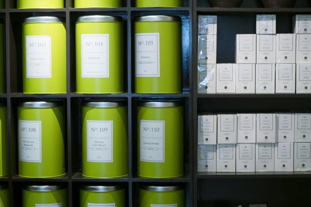 TheTeaTee boîtes à thé