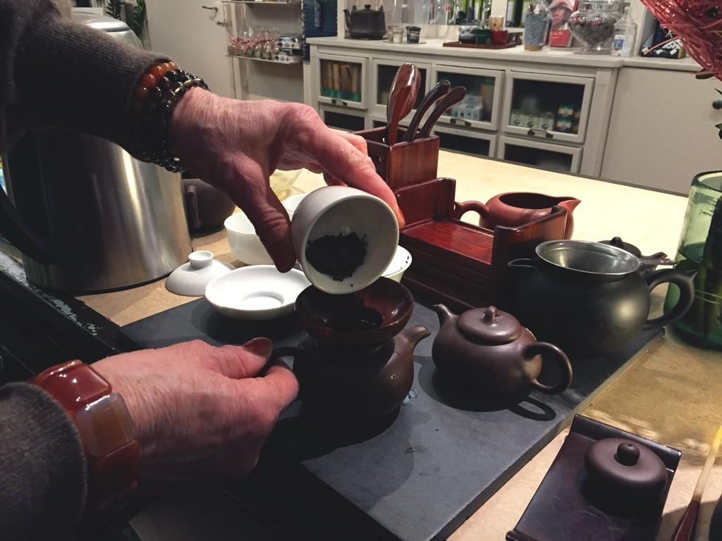 TheTeaTee rituel du thé