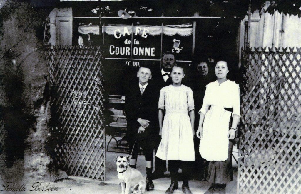 Café de la Couronne d'Or