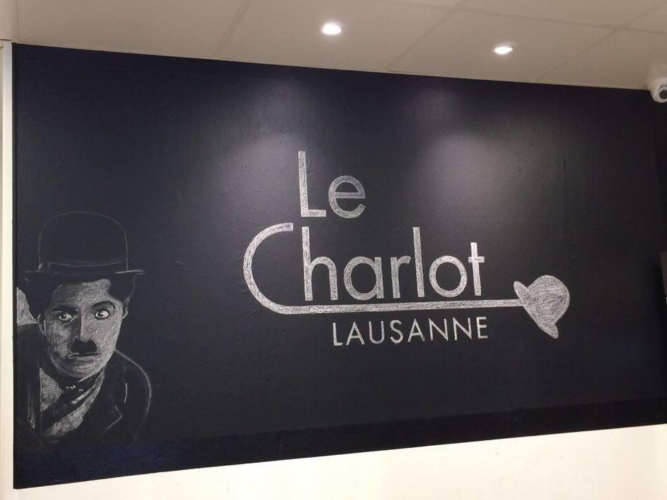 Le Charlot mur