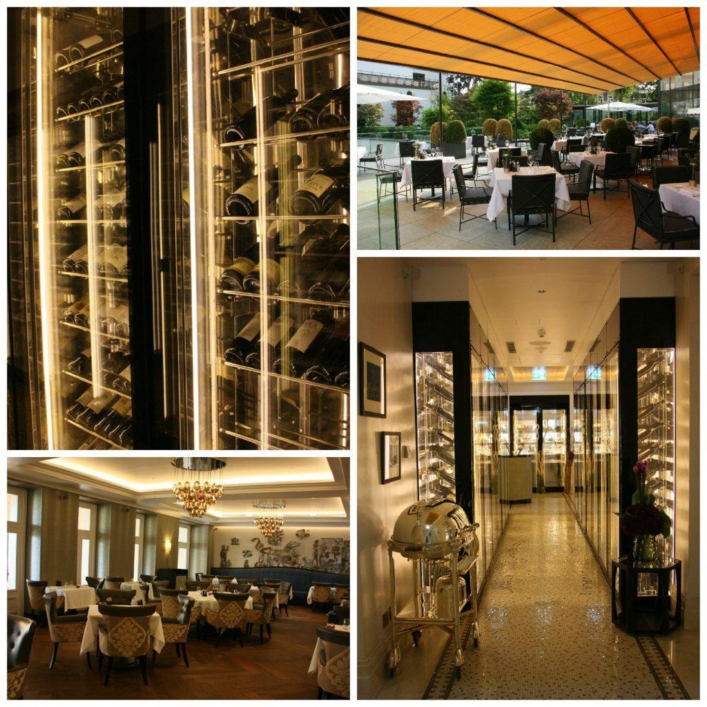Brasserie du Royal Savoy Lausanne