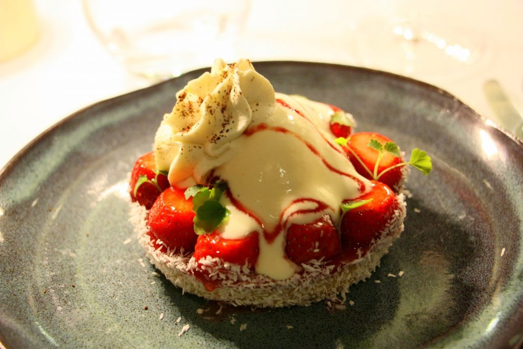 dessert royal savoy lausanne