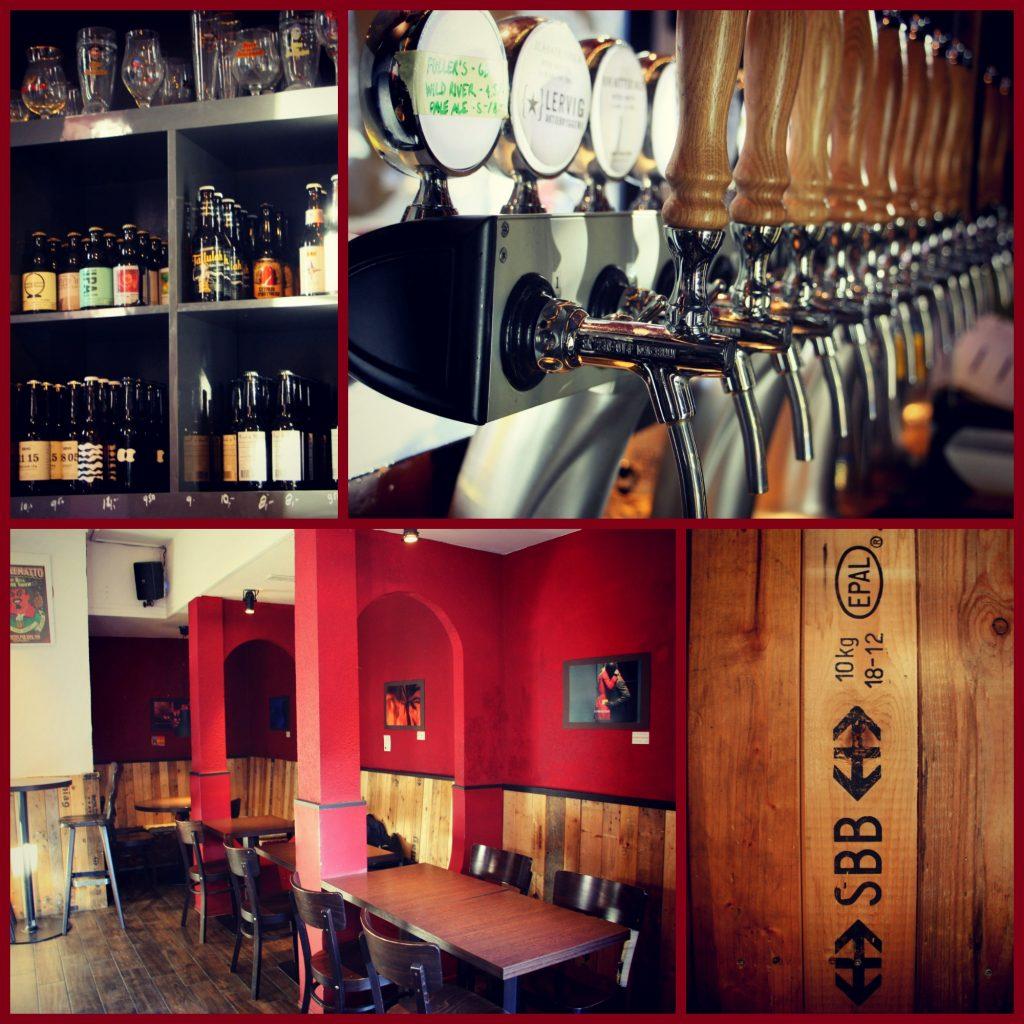 Pi Bar Lausanne