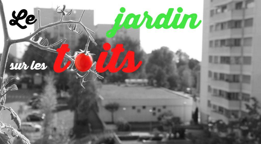 Le jardin sur les toits