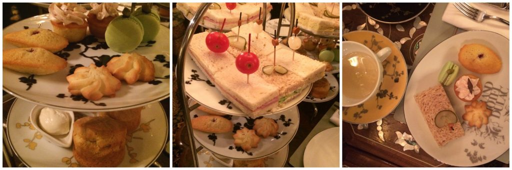 afternoon tea GHL