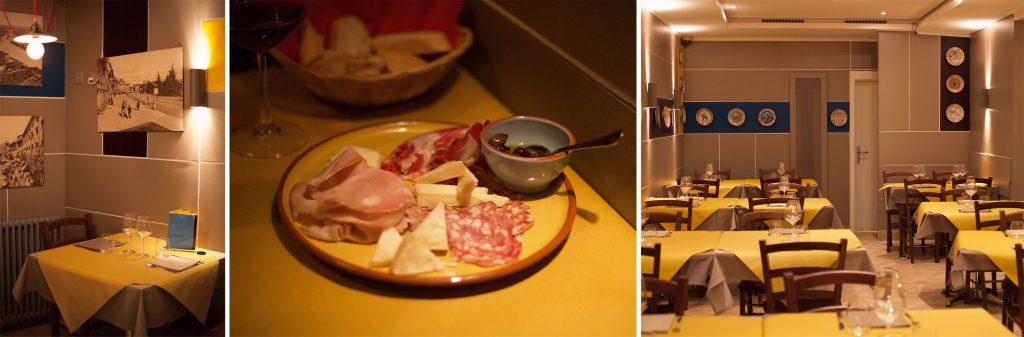 restaurant italien Cucina 41 à Lausanne