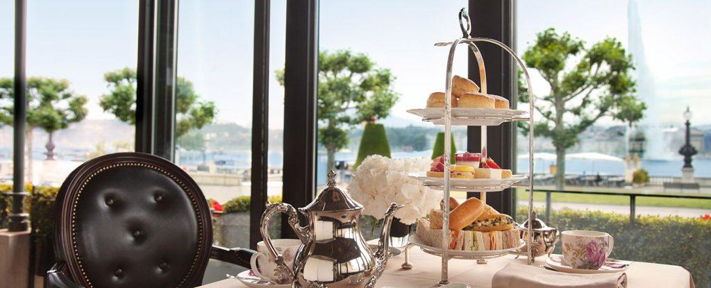 tea time Hotel Angleterre