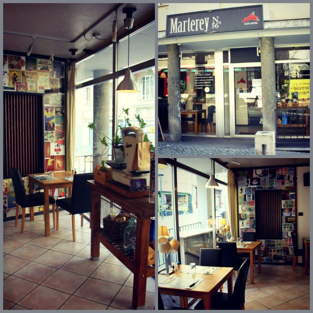 Restaurant Marterey 56