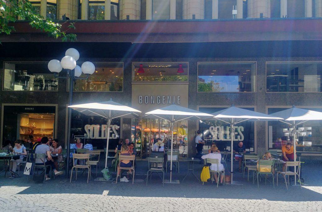 BG Café Lausanne