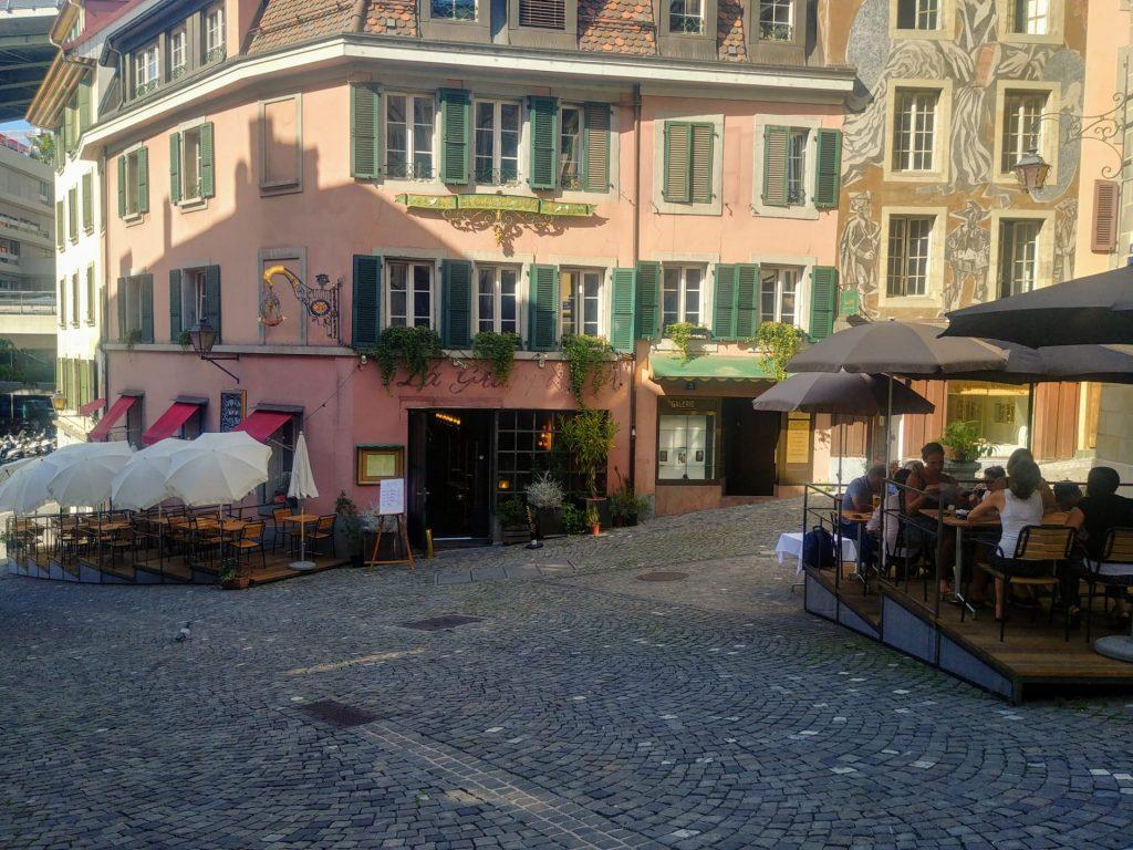 La Grappe d'or Lausanne