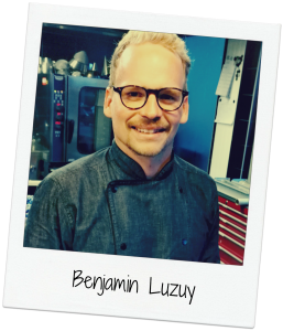 Benjamin Luzuy - Bottle Brothers - Lausanne