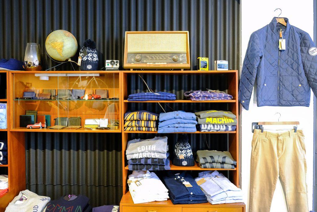Pépé Cassius Lausanne boutique