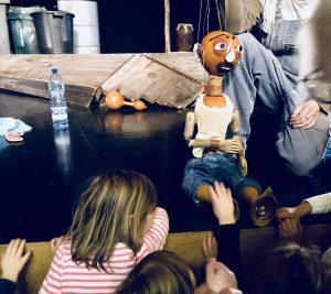 Théâtre marionnettes Lausanne