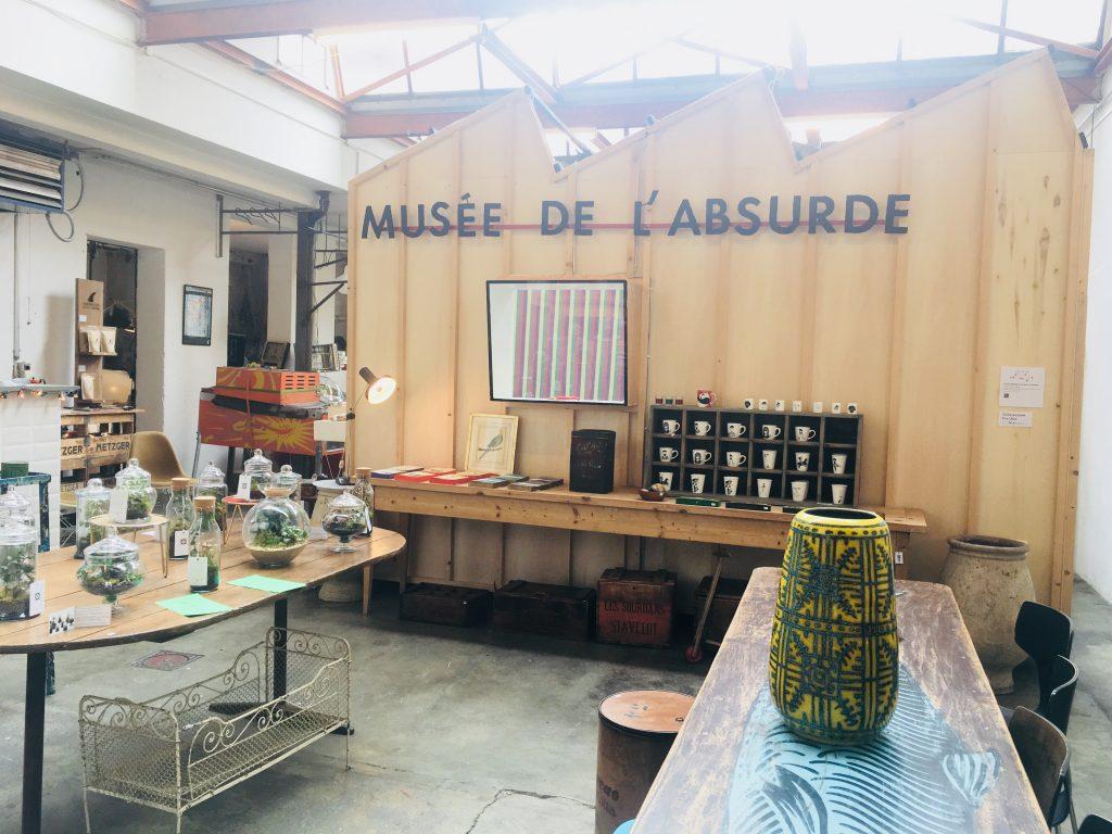 Musée de l'absurde