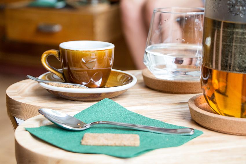 Ça passe crème - café - Lausanne