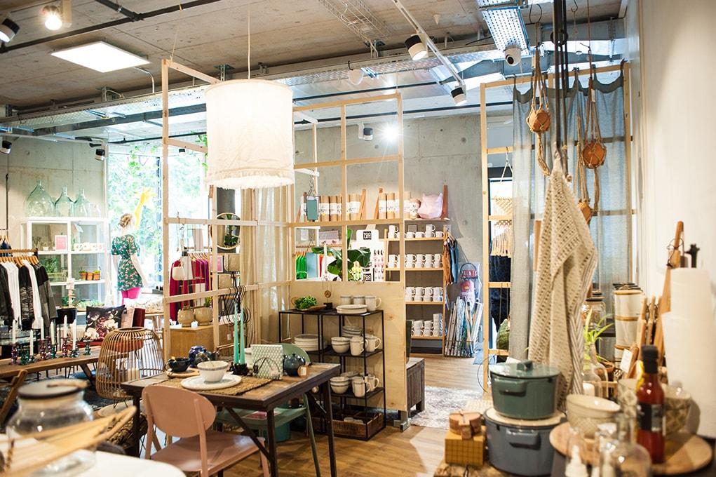 Caramel Beurre Sale intérieur décoration lausanne