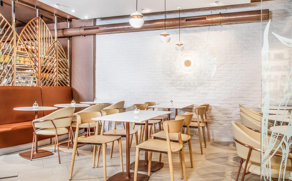 Maison Buet Lausanne - Tea Room