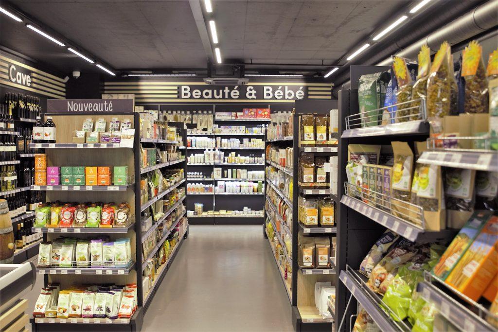ôbio supermarché