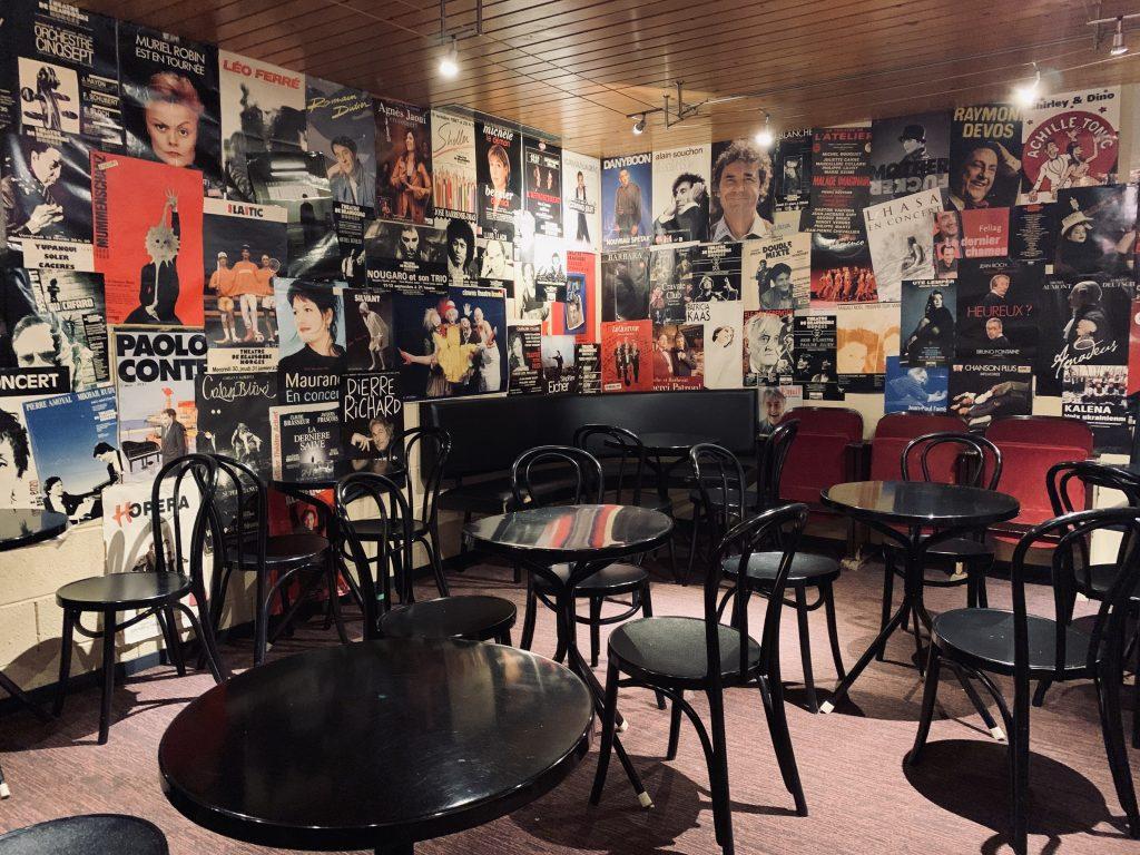 Le fameux Bar des Artistes - © Beausobre