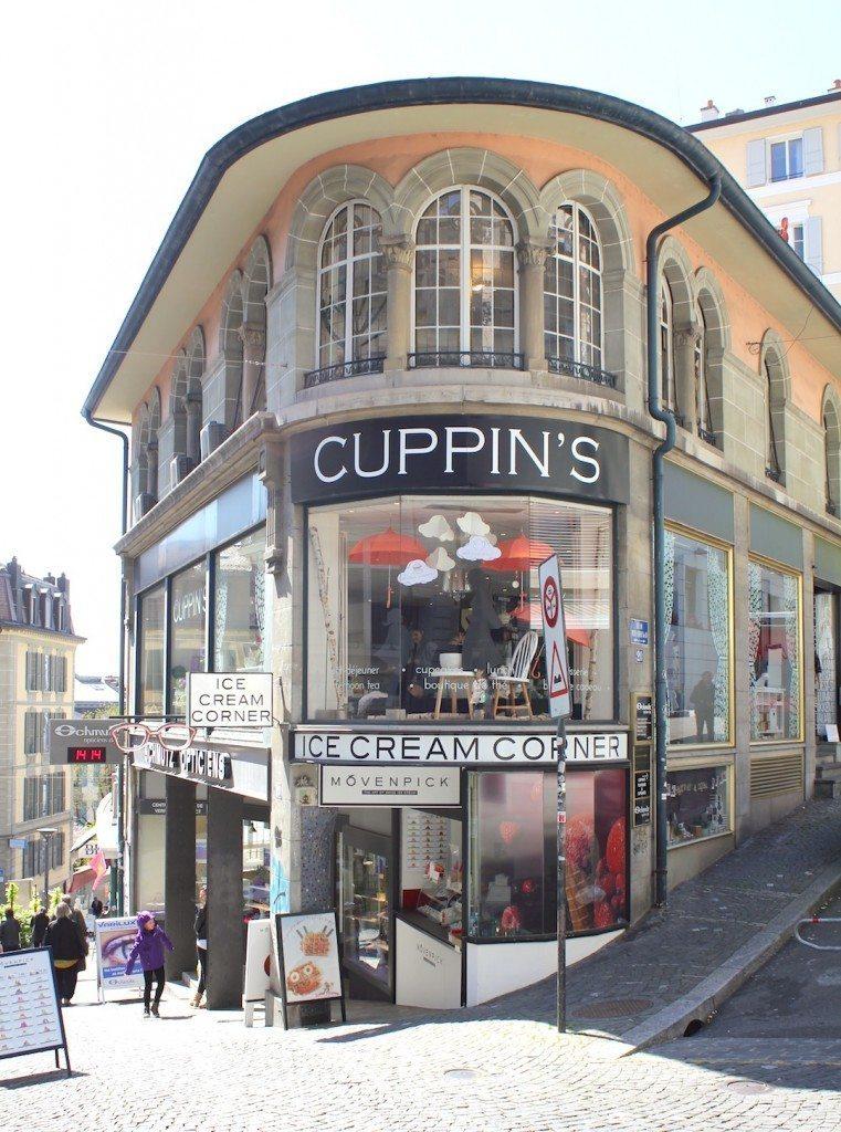 Cuppin's_Exterieur Lausanne