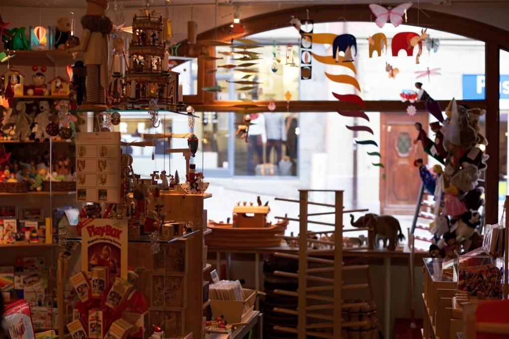 magasin de jouets Marelle