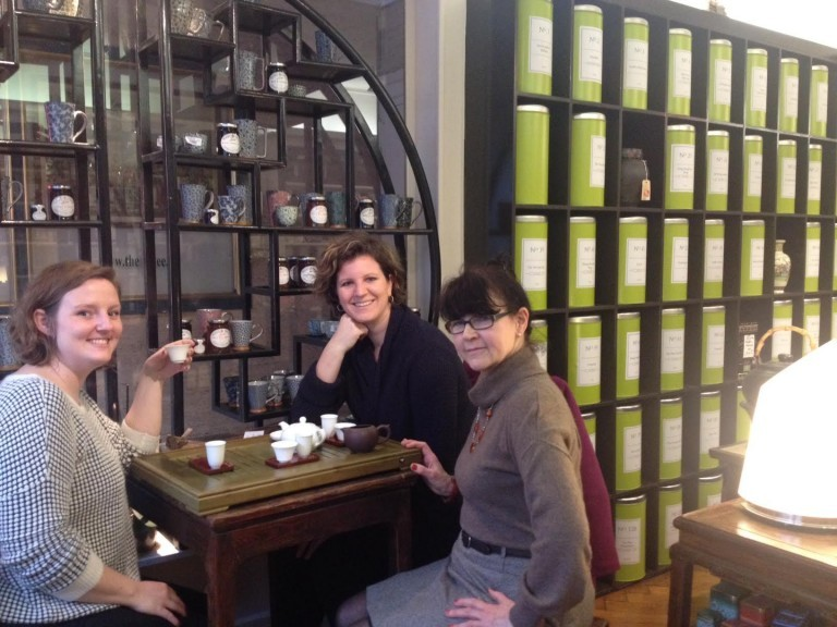 boutique theteatee - thé en vrac