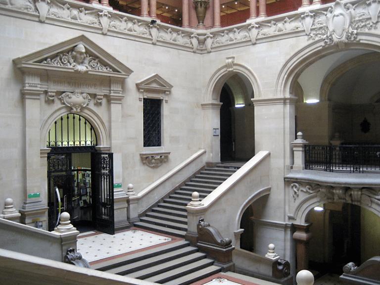 Palais de Rumine - musées