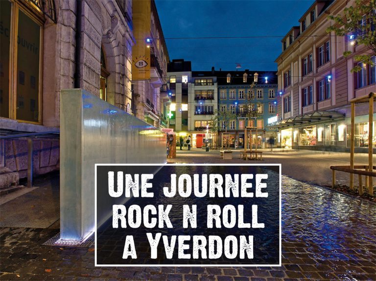 yverdon rock'n'roll