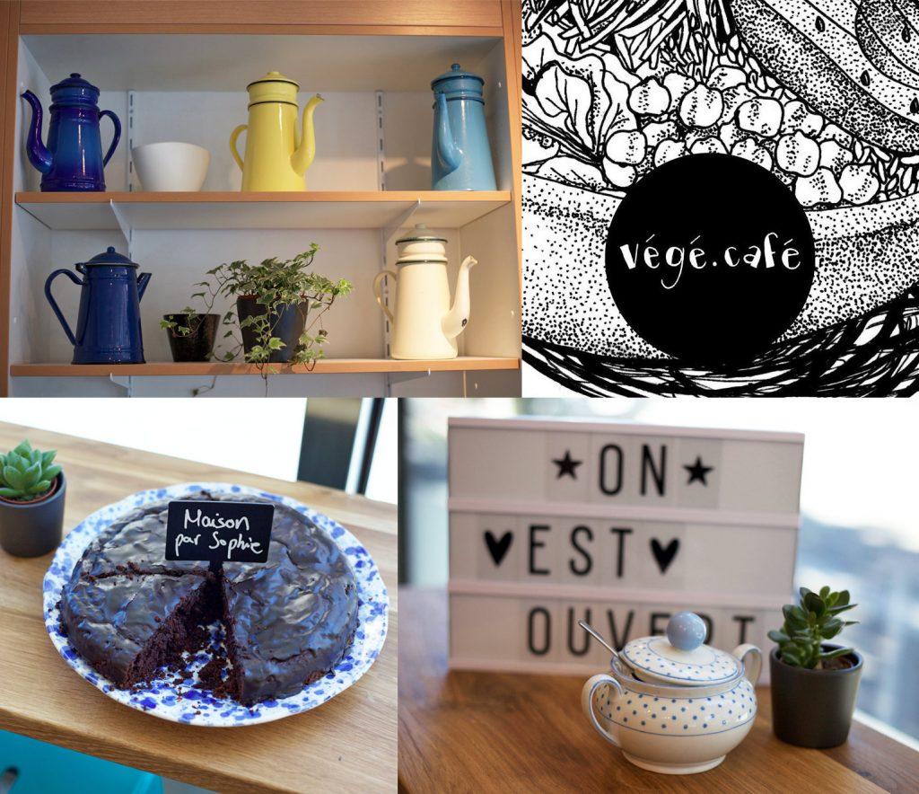 Végé Café Lausanne