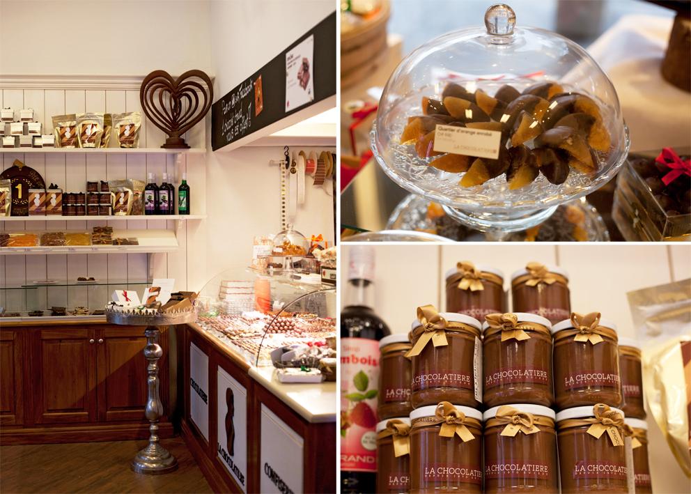 La Chocolatière, Lausanne