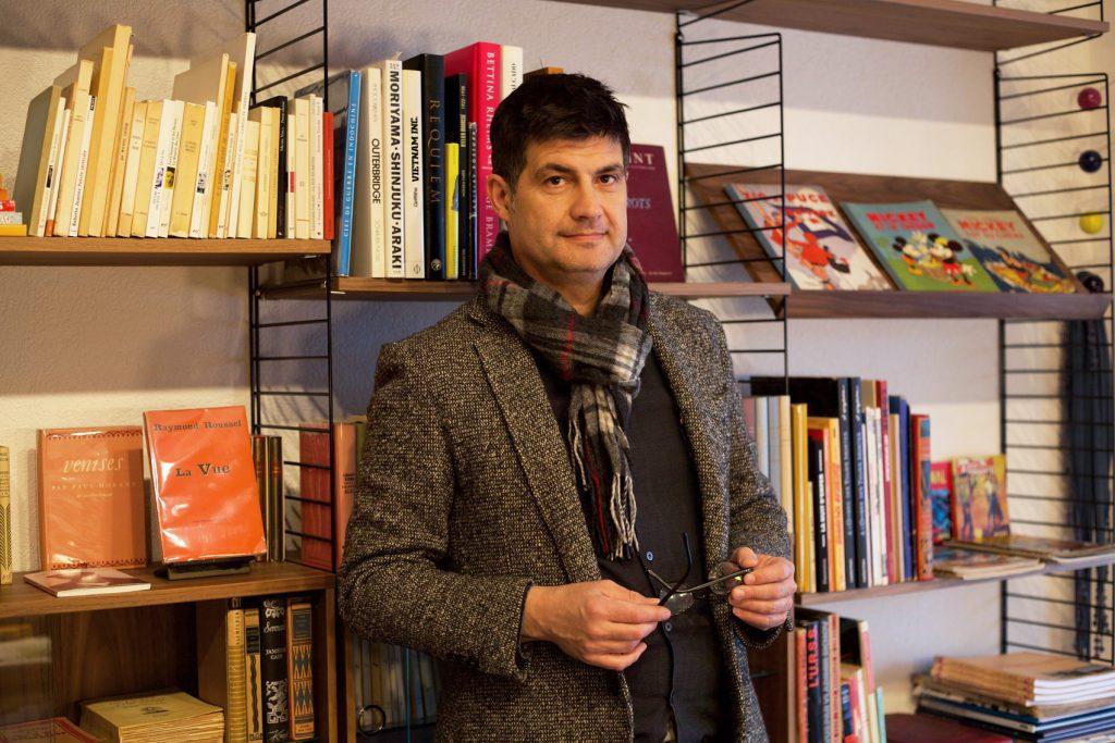 Nicolas Verdan, Molly&Bloom librairie