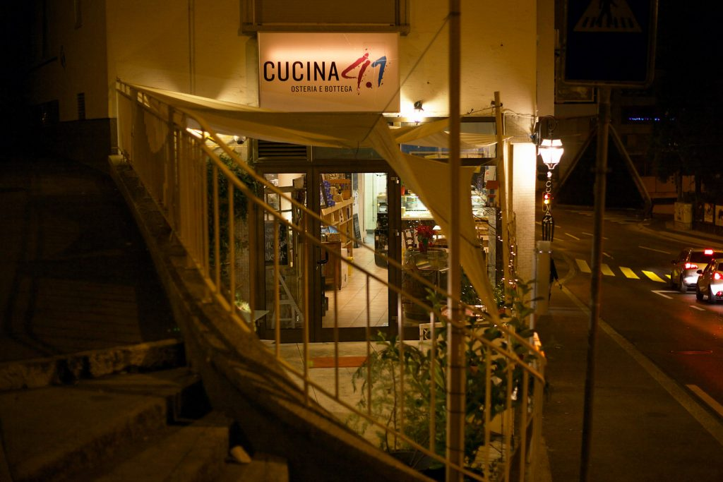 Restaurant italien Cucina 41