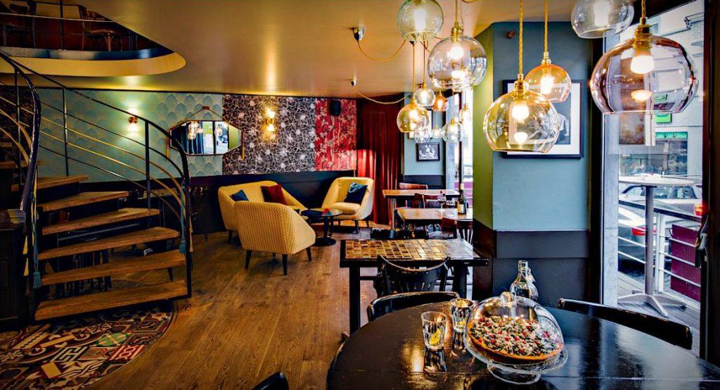 Java - Café salon