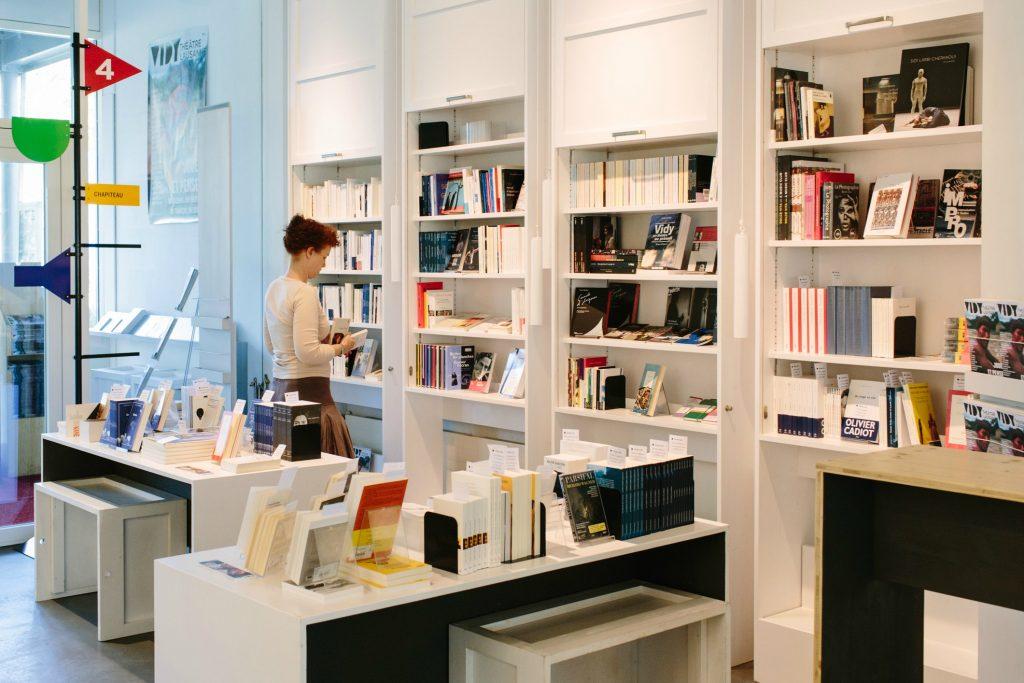 Librairie du Théâtre de Vidy