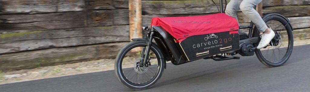 Vélo Cargo
