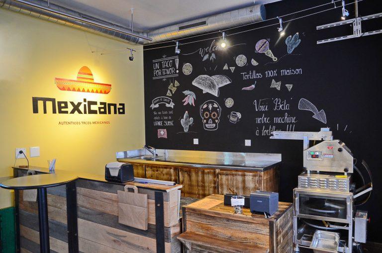 Mexicana intérieur