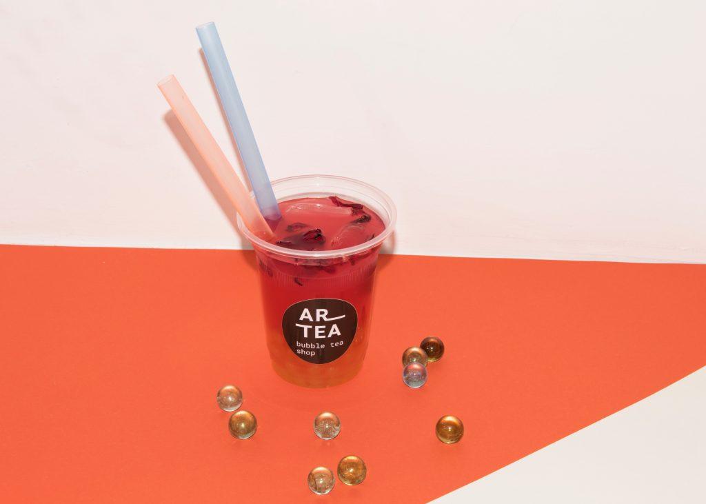 bubble tea d'Artea lausanne