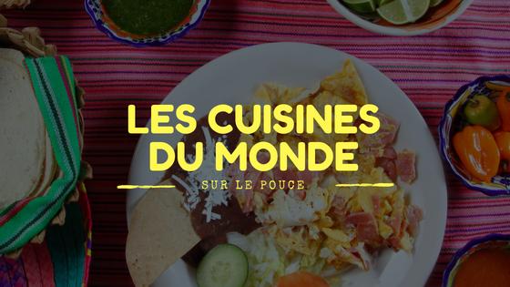 Les cuisines du monde sur le pouce à Lausanne