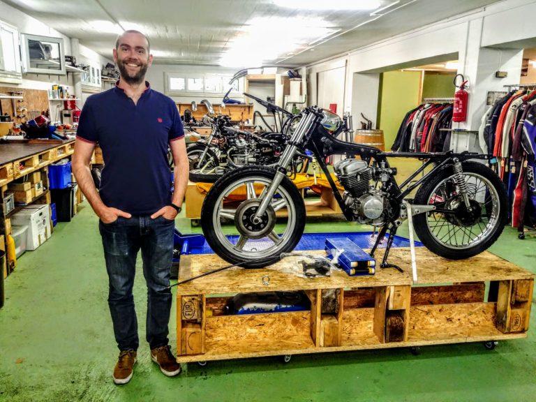 Rideshaper robin atelier participatif de moto