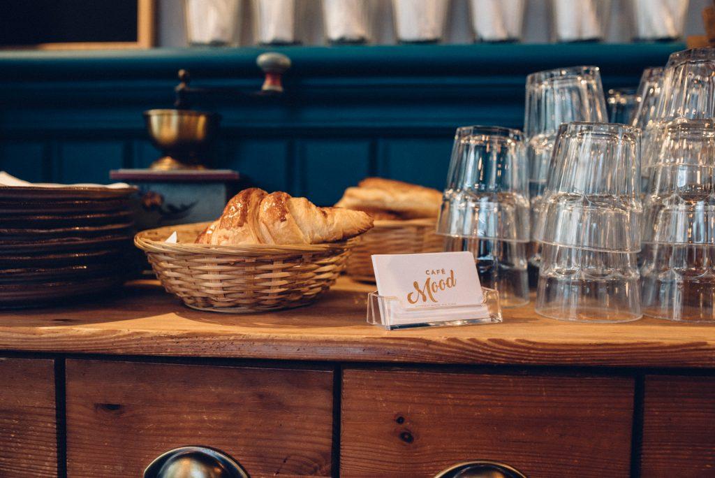 Café mood restaurant