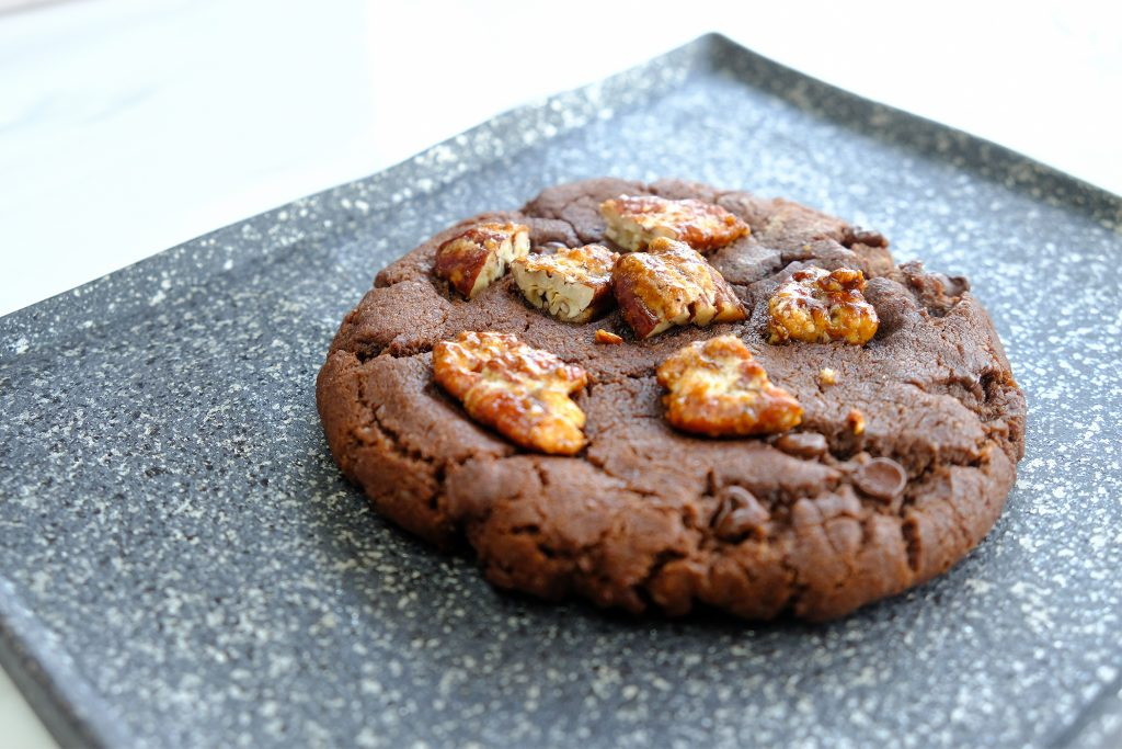 57 degrés grill - chateau-ouchy lausanne - cookie