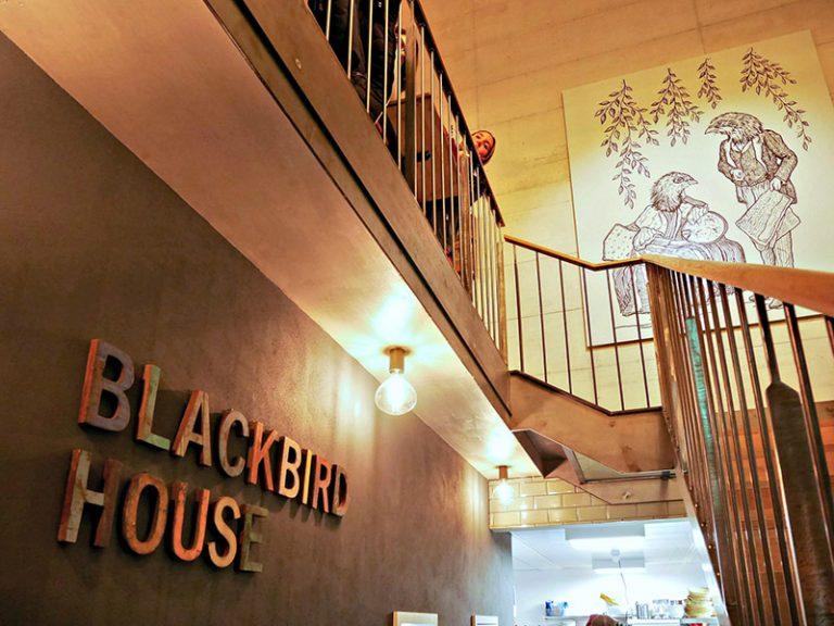 Blackbird House-Rolle