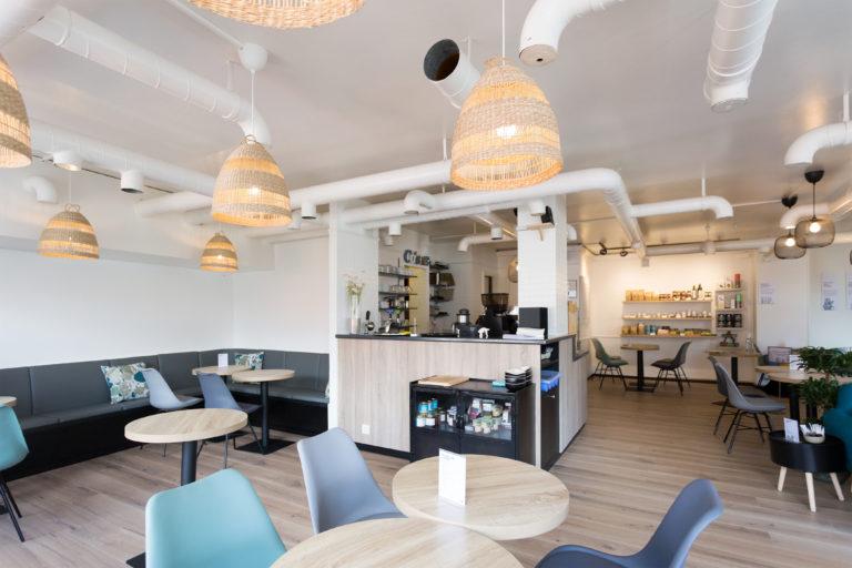 L'écho café restaurant cuisine végétarienne