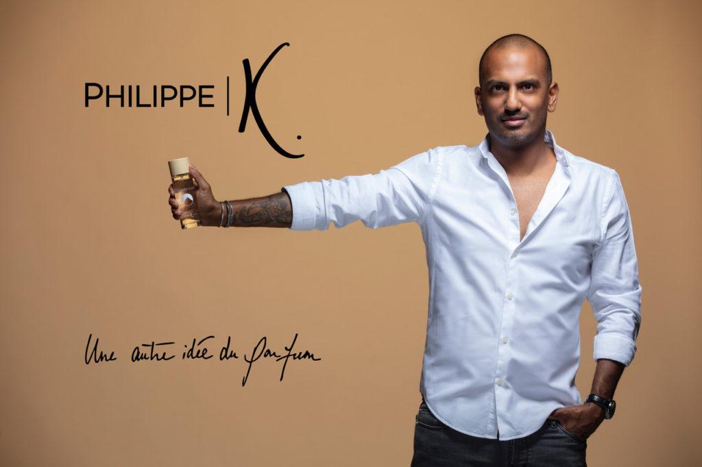 Philippe K. expert international en parfumerie de niche et haute parfumerie à Lausanne