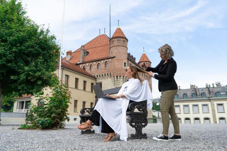 Cut'n'Brush coiffeur à domicile